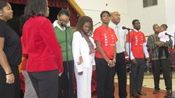 Click to view album: Christmas at EBC 2010