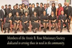 Click to view album: Annie B. Rose Missionary Society