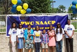 Click to view album: NAACP Membership Drive