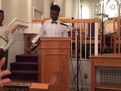 Click to view album: Fairfax Central Baptist Sunday School Scholarships